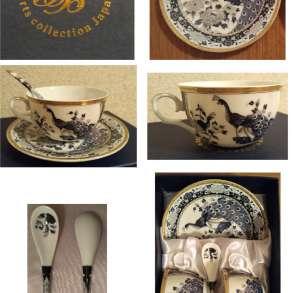 Набор чайный (6 предметов) на 2 персоны, в г.Минск
