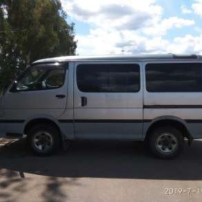 Toyota Hiace 3.0 AT, 1995, минивэн, в Шебекино