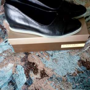 Кожаные туфли новые, в Москве
