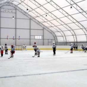 Хоккейная коробка производство и монтаж. Не дорого и в миним, в Екатеринбурге