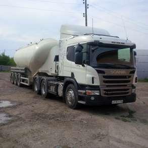 Цементовоз, в Екатеринбурге
