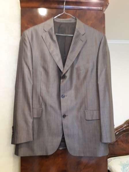 Костюм+рубашка галстук р52-54