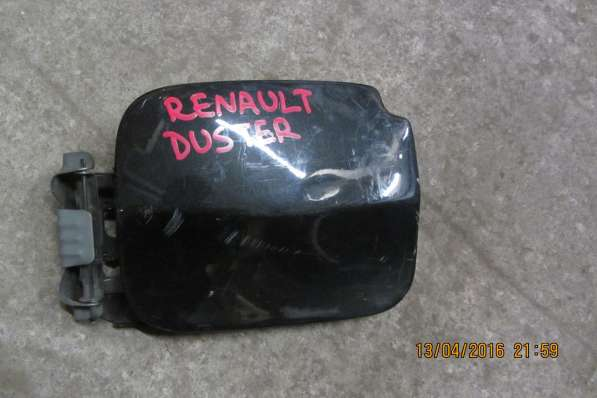 Лючок бензобака Renault Duster