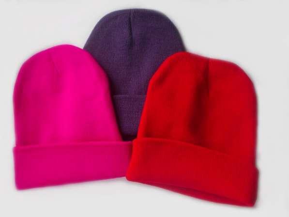 Шерстяные шапки