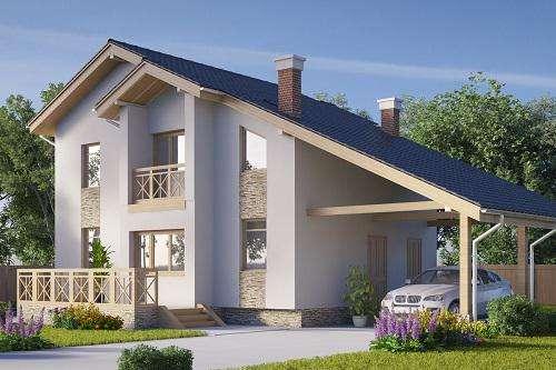 Продается: дом 131 м2 на участке 7 сот