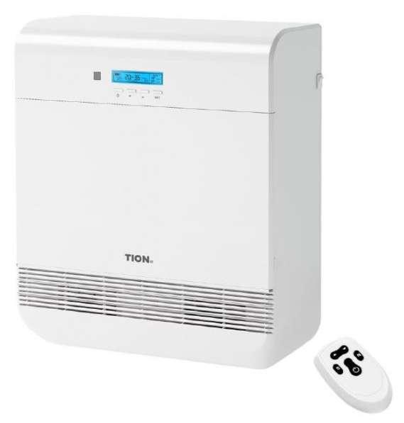 Тион О2. Приточная вентиляция для дома и офиса
