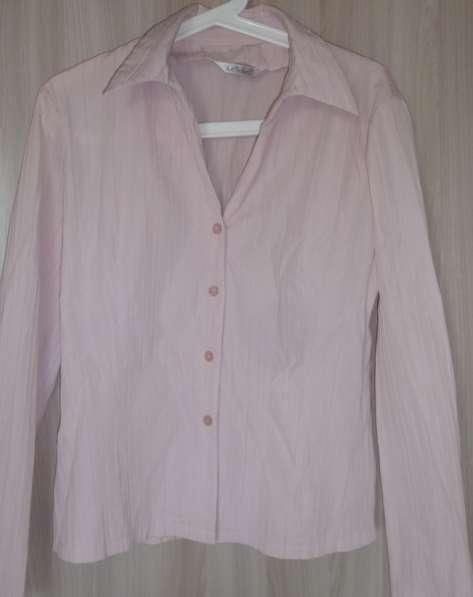 Блуза-рубашка, р-46(44)