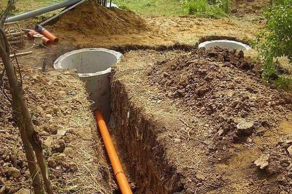 Автономная канализация для дома и дачи