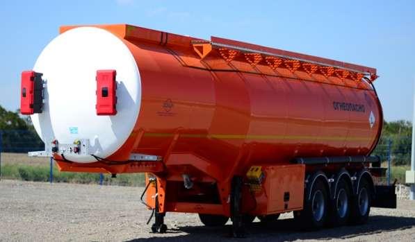 Бензовоз цистерна полуприцеп 30 м3 БОНУМ