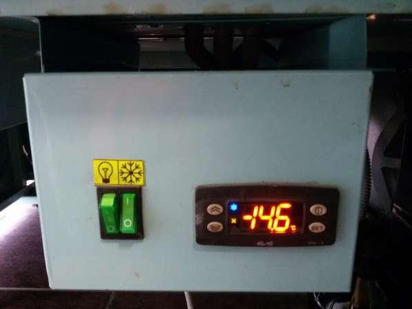 Холодильная витрина Lida LOTUS M 2,0 низкотемпературная в Екатеринбурге
