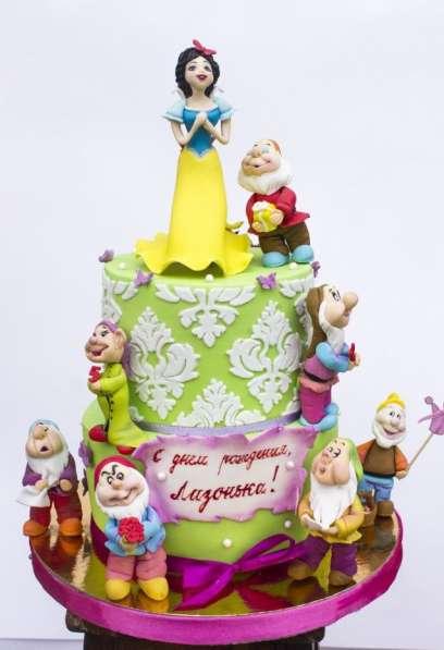 Тортики на заказ по всей России