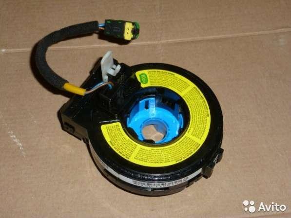 Шлейф рулевого колеса контактный