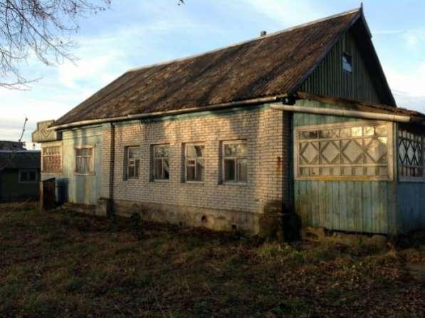 Продается дом 50 кв.м с участком 30 соток в п. Дровнино,Можайский район,146 км от МКАД по Минскому шоссе.