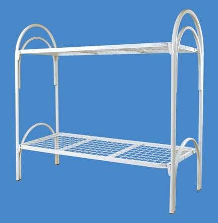 Двухъярусные кровати металлические от компании производителя