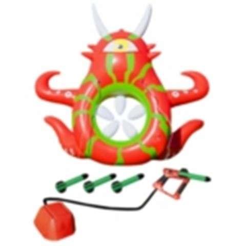 Игровой центр Атака циклопа – стрельба в осьминога