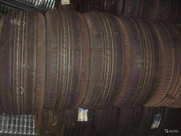 Новые Dunlop 225/45 R18 SP Sport Maxx TT