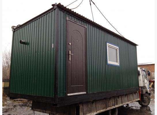 Стр. вагон (бытовка)-продажа, аренда в Кемерове фото 10