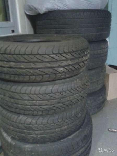 Новые Dunlop 195 65 R15 EC201
