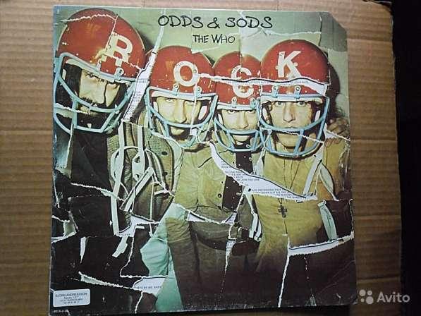 Пластинка виниловая The Who - Odds And Sods