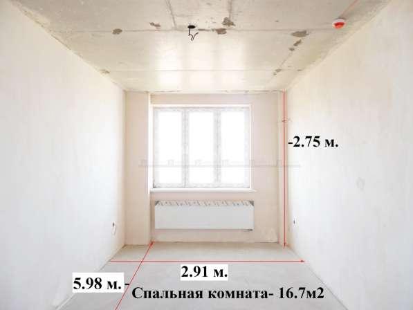 Продажа 2-комнатная квартира в ЖК