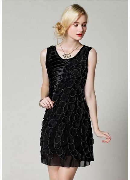 Маленькое чёрное платье (рассрочка за 1мин, не банк)