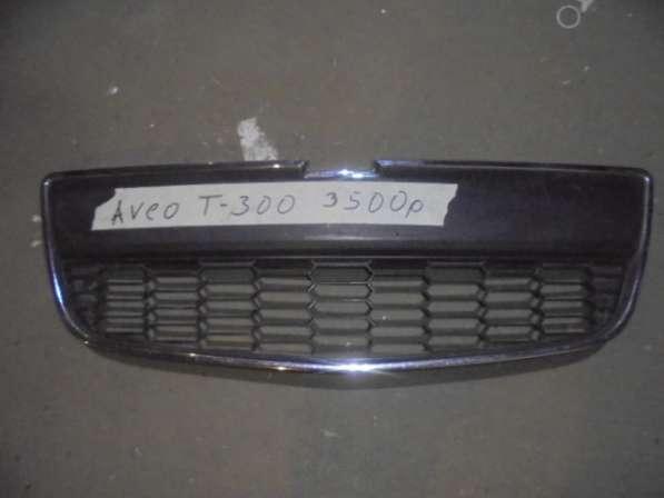 Решетка радиатора авео т300