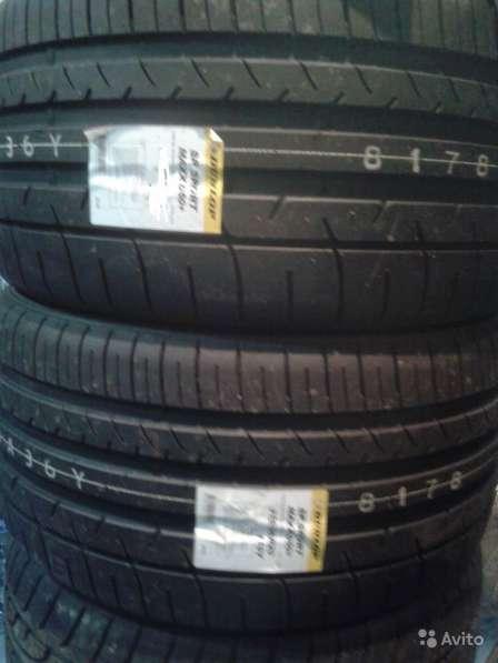Новые комплекты 245/45 R18 SP Sport Maxx050+ 100Y