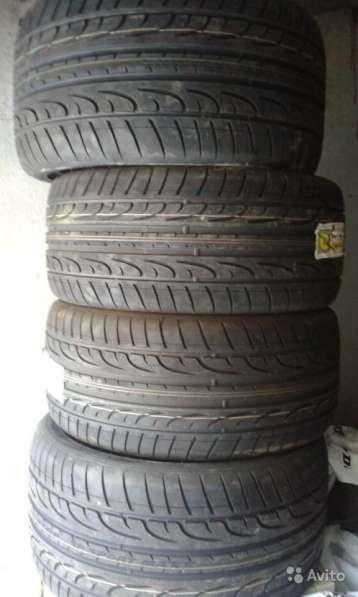 Новые японские Dunlop 205/55ZR16 Sport Maxx 91W