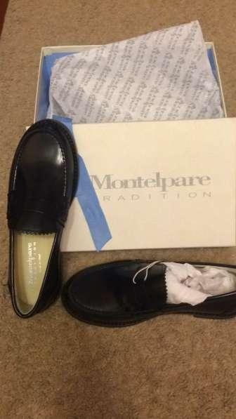 Новые итальянские туфли, 34 размер, стелька примерно 21 см