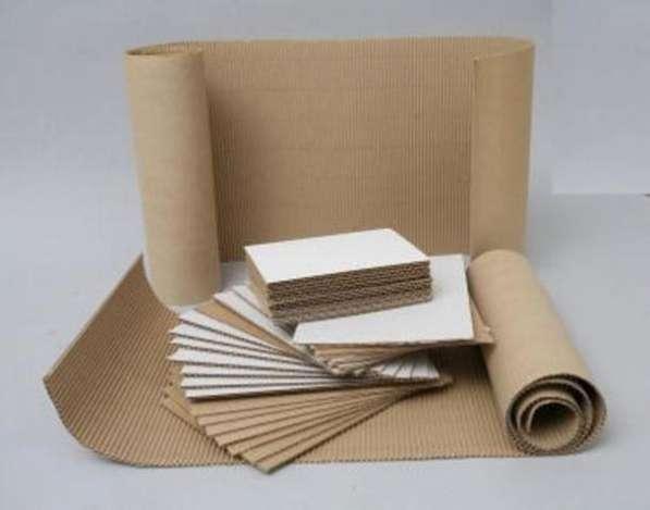 Крафт-бумага для строительной изоляции рулоном и листом