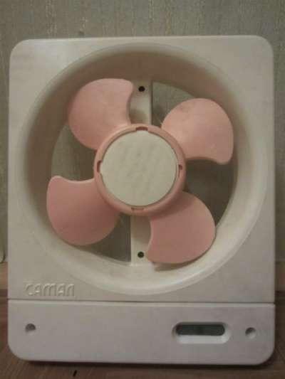 вентилятор для вытяжных каналов