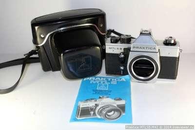 фотоаппарат Praktica