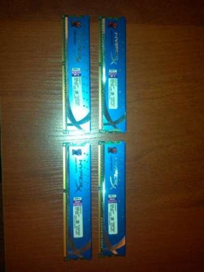 ОЗУ Kingston DDR3 4Gb 2 шт.