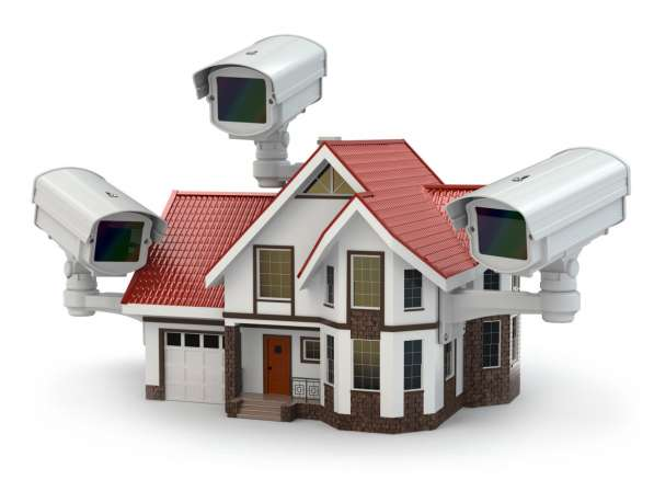 Системы видеонаблюдения, автоматические ворота