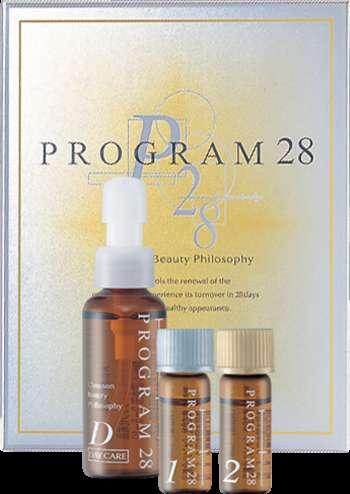 Купить препараты Chanson cosmetics Program 28 -здоровая кожа
