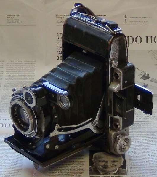 Антикварный фотоаппарат Москва