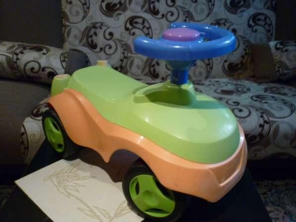 Детская машинка-каталка Tolocar LBL Calida
