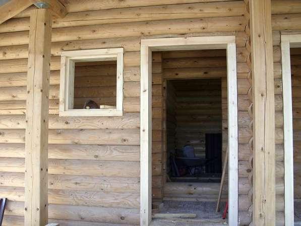 Окосячка для окнон и дверей