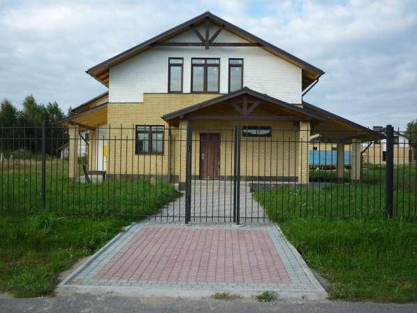Прекрасный коттедж 215 кв. м. на уч-ке 18 сот. в Касимово