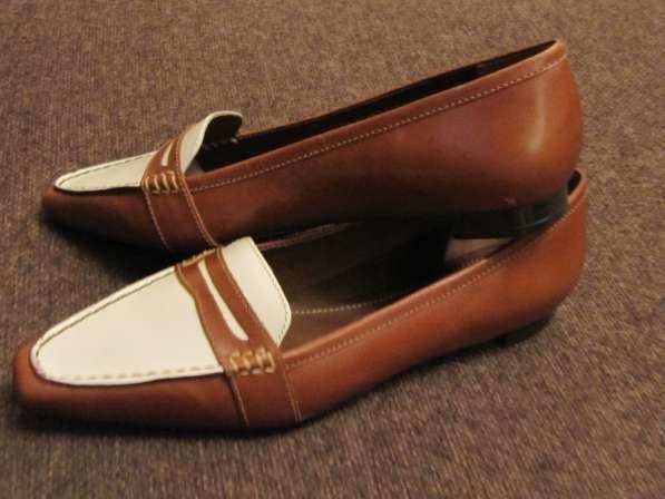 Туфли кожаные Ralph Lauren Vintage (Бразилия)