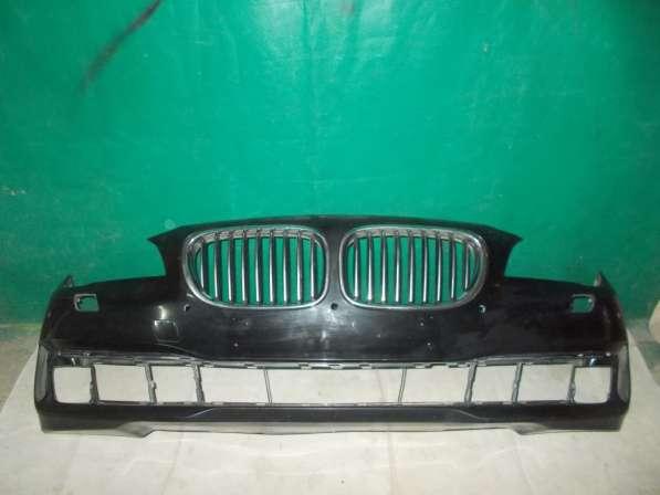 Передний бампер в сборе на BMW F01 - Рестайлинг