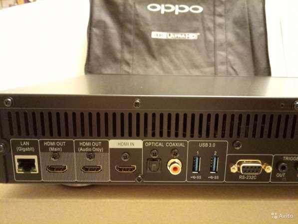 Oppo UDP-203, BDP, BDT, Sonica DAC и прочие модели в Волгограде фото 6