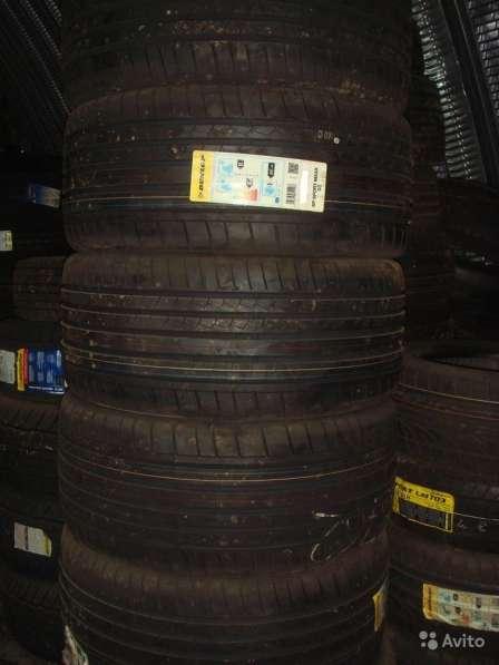 Новые немецкие Dunlop 285/35ZR18 Maxx GT