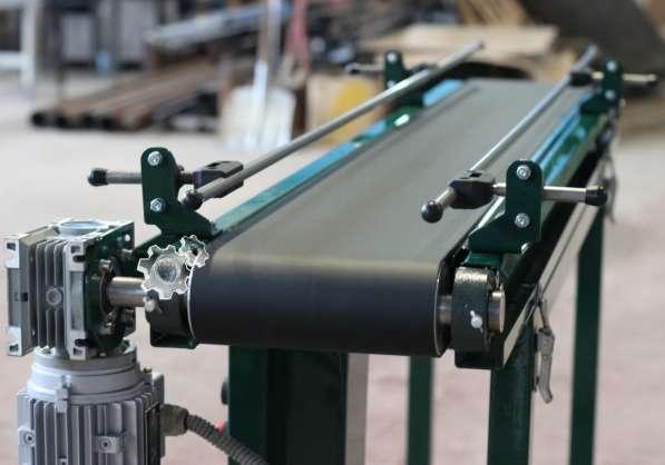 Конвейеры, нестандартное промышленное оборудование в Екатеринбурге
