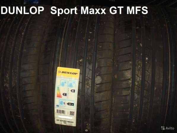 Новые dunlop 275/35 r21 Sport Maxx GT MFS XL 103Y