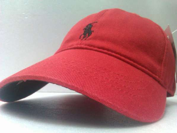 Бейсболкa polo by Ralph Lauren red