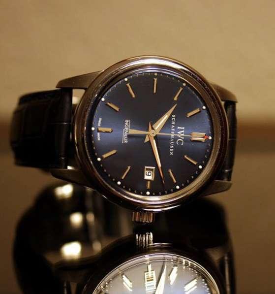 Оригинальные часы IWC