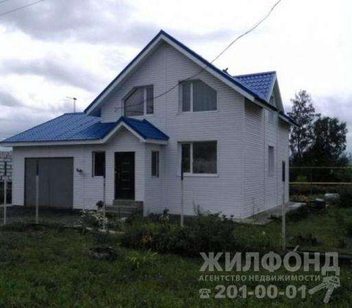 коттедж, Бердск, Цветной проспект, 150 кв.м.