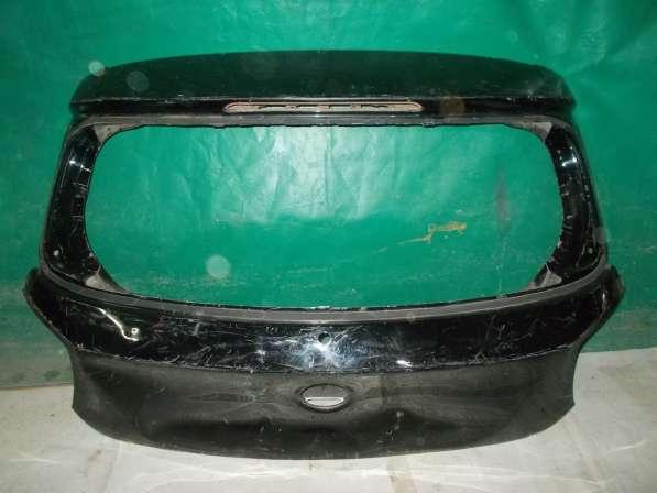 Крышка багажника на BMW 1er F20
