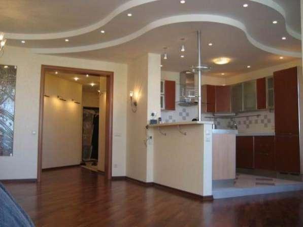 Ремонт квартир, коттеджей, загородных домов